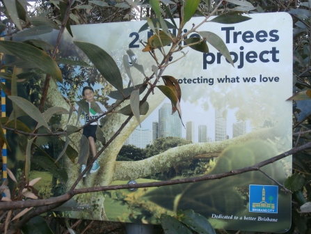 Two Million Trees Project