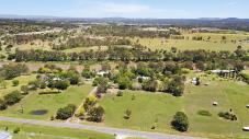 View emphasising front paddock